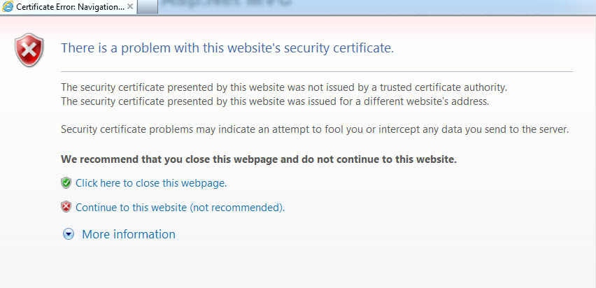 SSL/TLS Certificate using StartSSL and QNAP – Whatcha working on…?